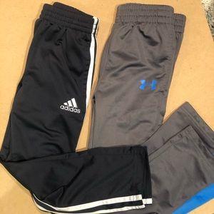 Boys athletic pants size 6